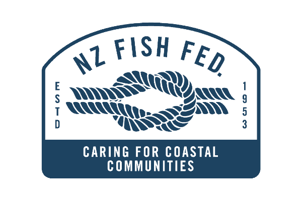 NZ Federation of Commercial Fisherman Logo